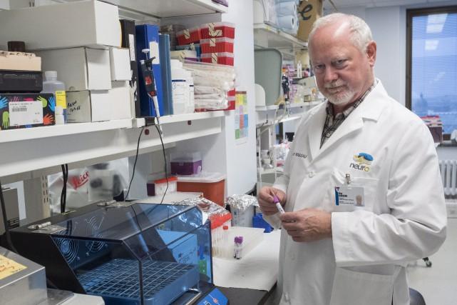 Le directeur du Neuro, Guy Rouleau.... (Photo La Presse canadienne)