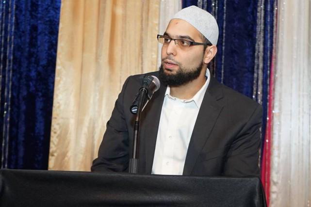 Ibrahim Hindy a indiqué que sa photo a... (Photo tirée de Facebook)