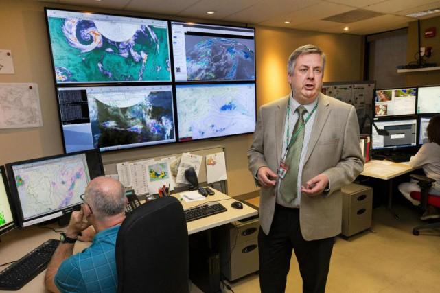 Yves Pelletier est chef des opérations du Centre... (PHOTO ROBERT SKINNER, LA PRESSE)