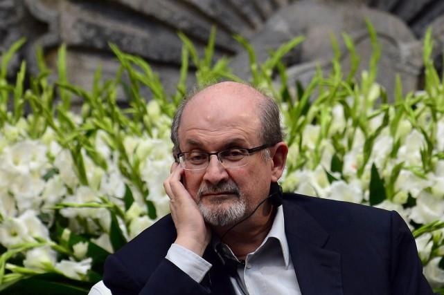 Salman Rushdie... (Archives AFP)