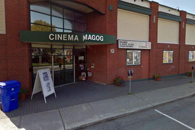 Le Cinéma Magog est fermé pour une période...