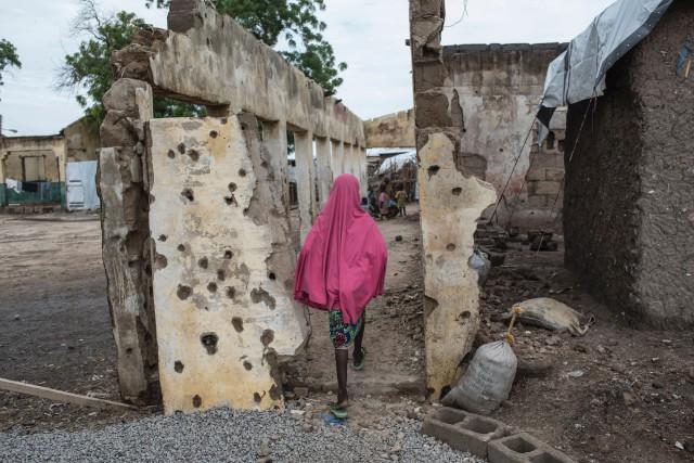 Bien que Boko Haram ait perdu beaucoup de... (PHOTO AFP)