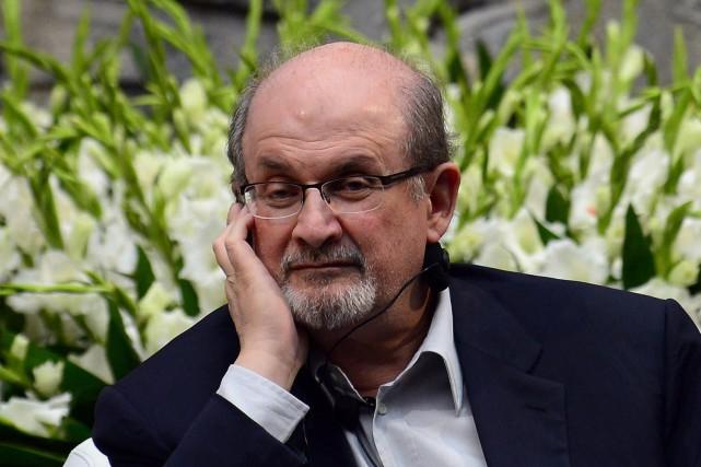 Salman Rushdie voulait écrire un roman à saveur... (Archives AFP)
