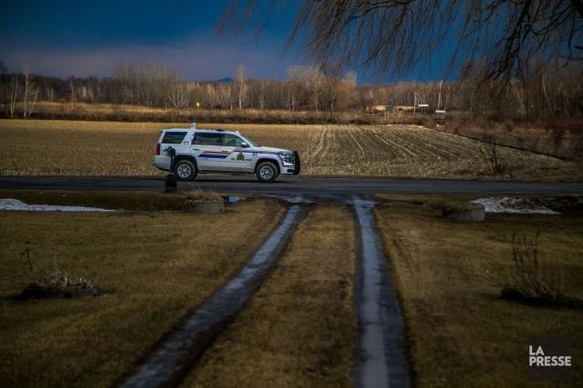 Les Colombiens qui entrent illégalement au Canada sont... (PHOTO MARTIN TREMBLAY, ARCHIVES LA PRESSE)