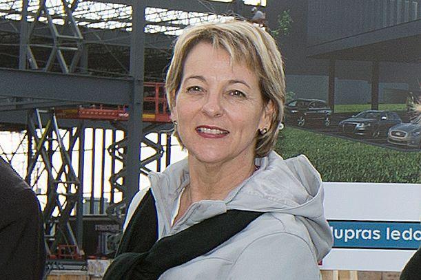 Sylvie Parent... (PHOTO ROBERT SKINNER, ARCHIVES LA PRESSE)