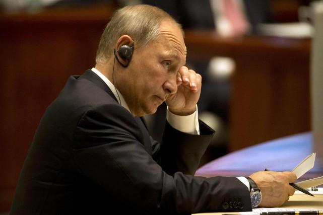 Au moment où Washington réclame les mesures «les... (AFP)