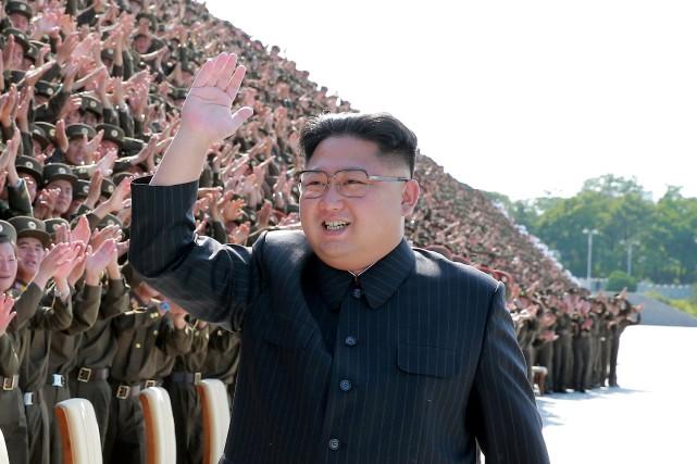 Kim Jong-un... (REUTERS)