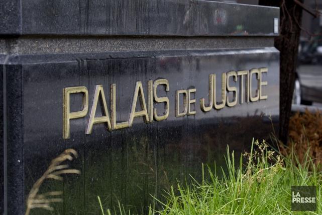 La juge a émis une ordonnance de non-publication... (PHOTO OLIVIER JEAN, ARCHIVES LA PRESSE)