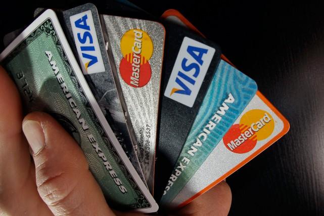 Bien que le niveau d'endettement des Québécois soit plus sain que la moyenne... (PHOTO ELISE AMENDOLA, ARCHIVES AP)