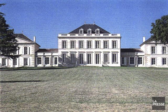 Le château Phélan Ségur... (PHOTO ARCHIVES LA PRESSE)