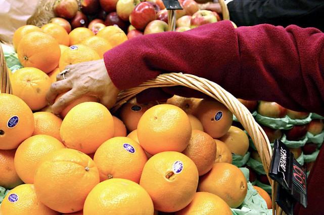 Les cours du jus d'orange s'envolaient mardi à... (Photo archives Bloomberg)