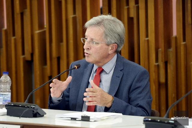 Le maire Jean Tremblay a contacté Le Quotidien... (Archives Le Quotidien, Jeannot Lévesque)