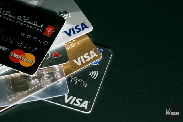 La société de crédit à la consommation publiait... (archives, La Presse)