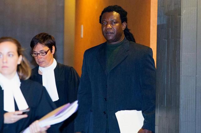 Accusé decomplot, de trafic de stupéfiants sous la... (Photo Alain Roberge, La Presse)