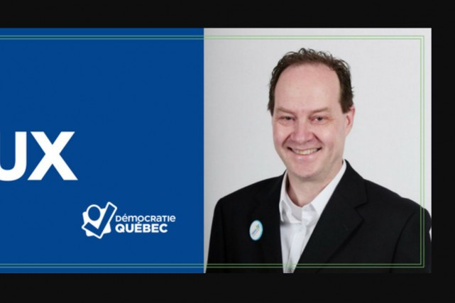 Démocratie Québec a écarté son candidat dans Vanier,... (Démocratie Québec)