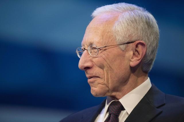 Stanley Fischer, 73 ans, siégeait au comité des... (AFP)
