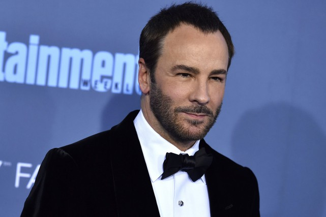 Tom Ford, de retour à New York après... (PHOTO ARCHIVES AP)