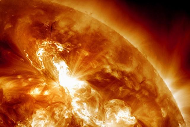 Tempête solaire en vue   CHARLES CÔTÉ   Astronomie et espace bf1dfe418bfe