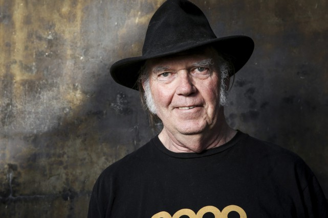 Le chef d'oeuvre sorti du tiroir: l'immense songwriter canadien Neil... (PHOTO ARCHIVES AP)