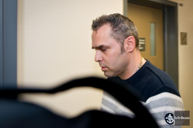 Pascal Morin a été confié à l'unité sécuritaire... (Archives, La Tribune)