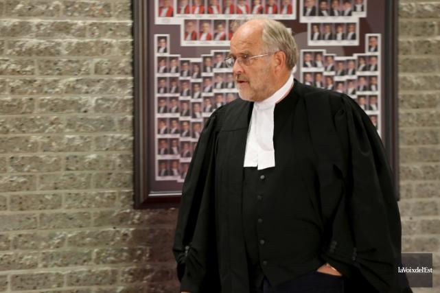 Les avocats au dossier ont refusé de préciser... (archives La Voix de l'Est)