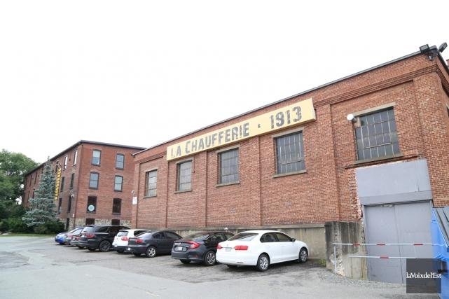 Des promoteurs envisagent d'aménager une distillerie dans l'ancienne... (Janick Marois, La Voix de l'Est)