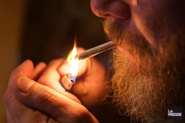 Les médecins spécialistes se montrent très préoccupés face à la légalisation... (Archives La Presse)