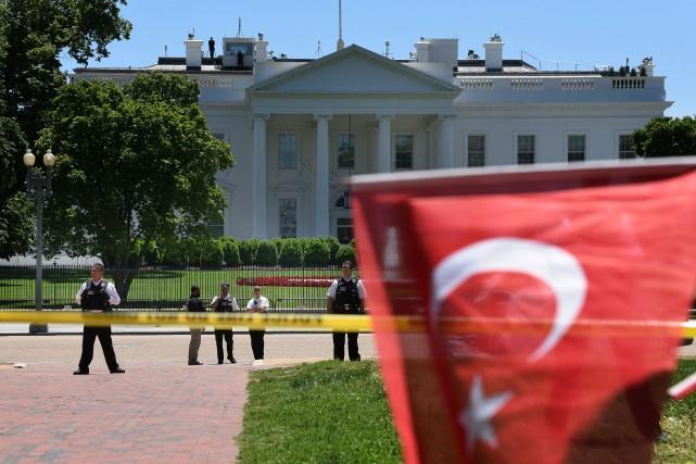 Selon les autorités américaines, qui disent s'appuyer sur... (PHOTO AFP)