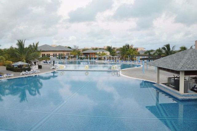 L'hôtel Playa Pestana de Cayo Coco, à Cuba... (pestana.com)