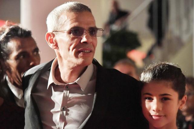 Abdellatif Kechiche a présenté son dernier film Mektoub,... (PHOTO AFP)