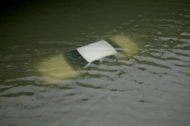Les inondations survenues à Houston vont avoir un... (PHOTO ASSOCIATED PRESS)