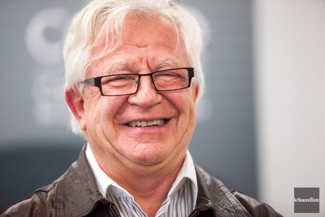 Jean-Guy Doucet est candidat à la mairie de... (Archives, Le Nouvelliste)