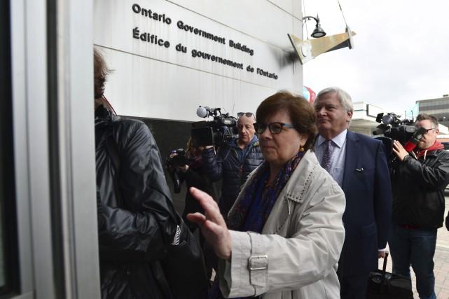 Patricia Sorbara (photo), qui était présidente du Parti... (La Presse Canadienne)