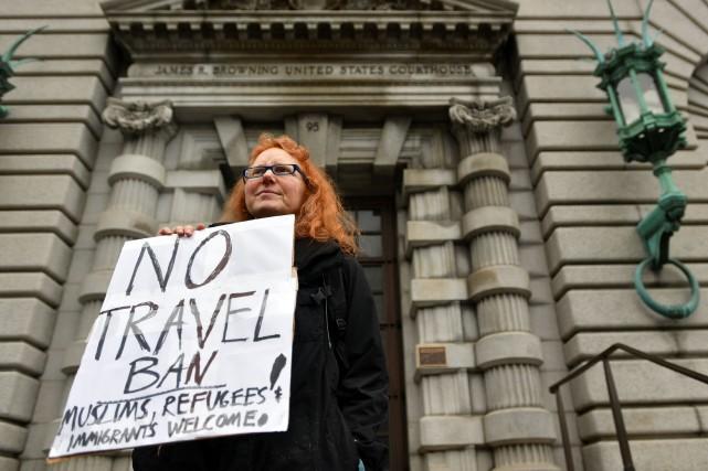 La décision pourrait donc débloquer l'entrée de quelque... (PHOTO Josh Edelson, AFP)