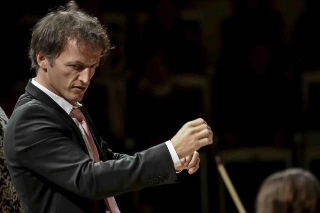 Le chef Jean-Christophe Spinosi dirgera les Violons du... (Moscow Philharmonic)