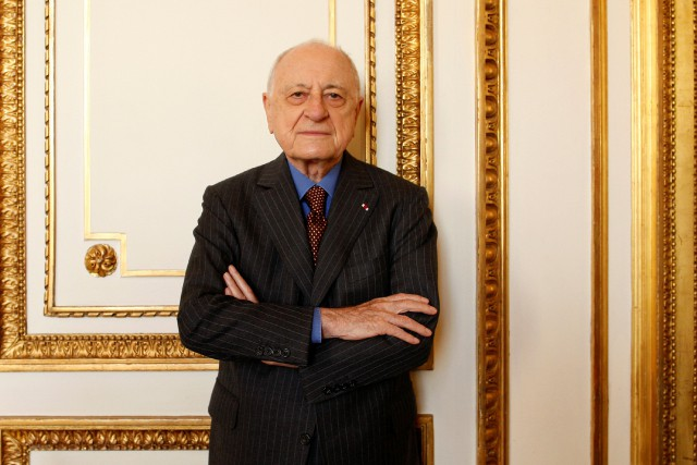 Pierre Bergé a exercé son goût pour le... (Photo Benoit Tessier, archives Reuters)