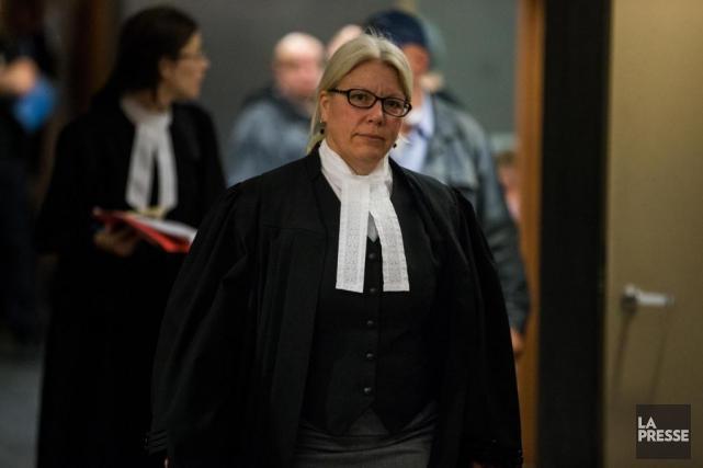 Selon nos informations, la suspension de MeGeneviève Dagenais... (PHOTO OLIVIER PONTBRIAND, archives LA PRESSE)