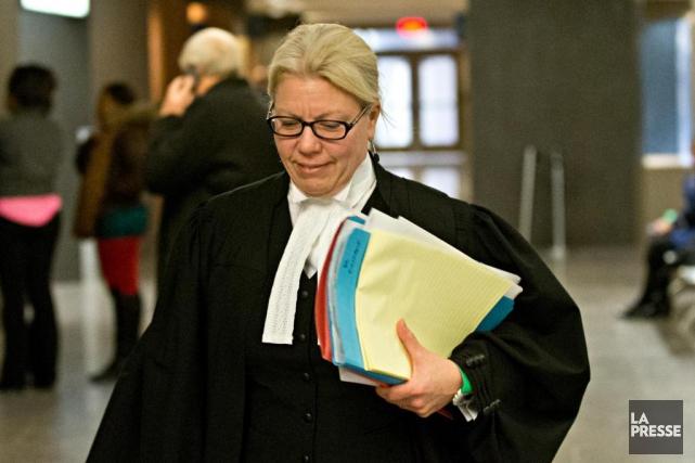 La procureure aux poursuites criminelles et pénalesGeneviève Dagenaisa... (PHOTO OLIVIER PONTBRIAND, archives LA PRESSE)