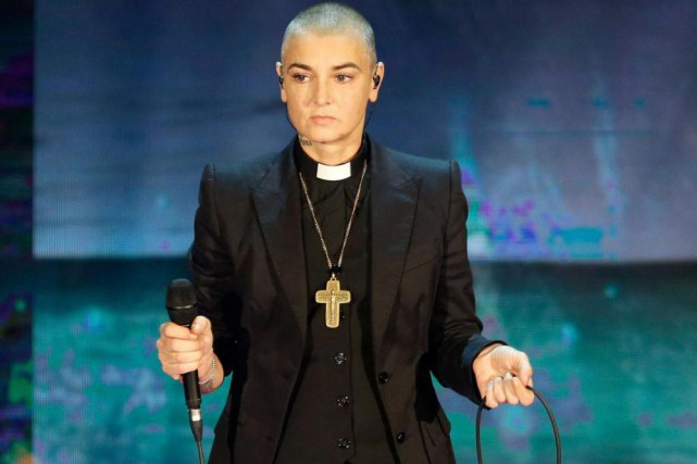 Sinéad O'Connor... (Photo Antonio Calanni, Archives Associated Press)