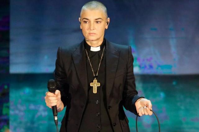 Sinéad O'Connor... (PhotoAntonio Calanni, Archives Associated Press)