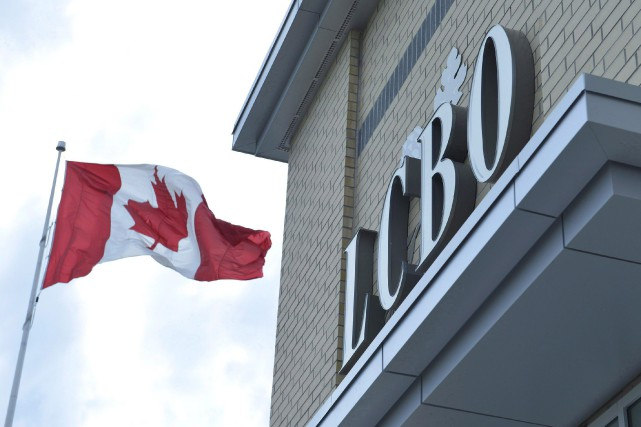 La LCBO ne vendra toutefois pas du cannabis... (Photo Doug Ives, archives La Presse canadienne)
