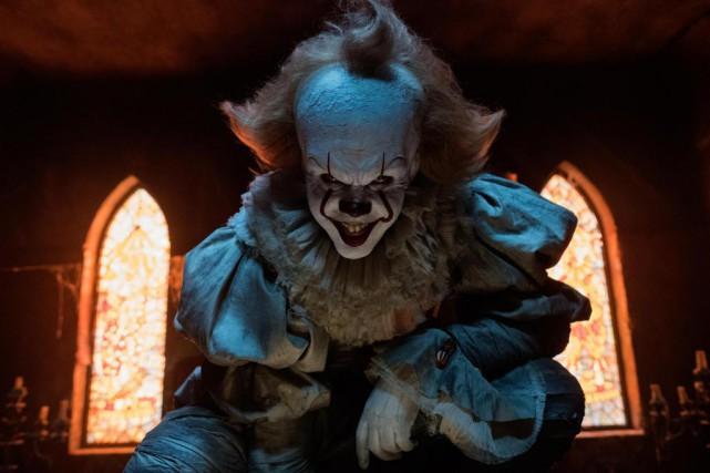 L'acteur d'origine suédoise Bill Skarsgård se glisse dans... (Photo fournie par Warner Bros.)