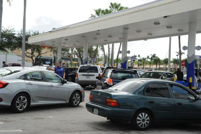 Le gouverneur de la Floride Rick Scott a... (PHOTO Michele Eve Sandberg, AFP)