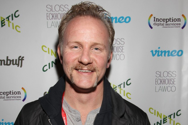 Morgan Spurlock... (Archives, Associated Press)