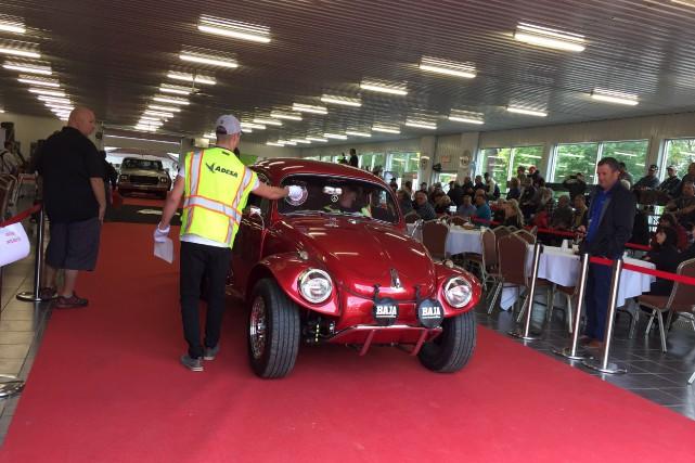 Un premier encan d'automobiles de collection au Québec... (Fournie par TacTic Marketing)