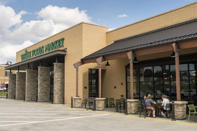 Avec l'acquisition de la chaîne d'alimentation Whole Foods,... (123RF)