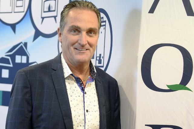 Le président de l'Association québécoise du propane, Michel... (Le Progrès, Jeannot Lévesque)