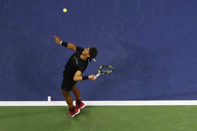 Rafael Nadal... (PHOTO Julie Jacobson, AP)