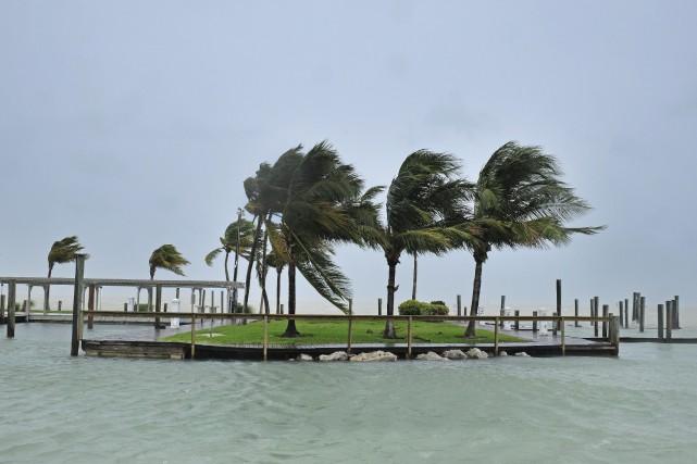 La formation de nombreux ouragans très violents dans... (AFP, Gaston De Cardenas)