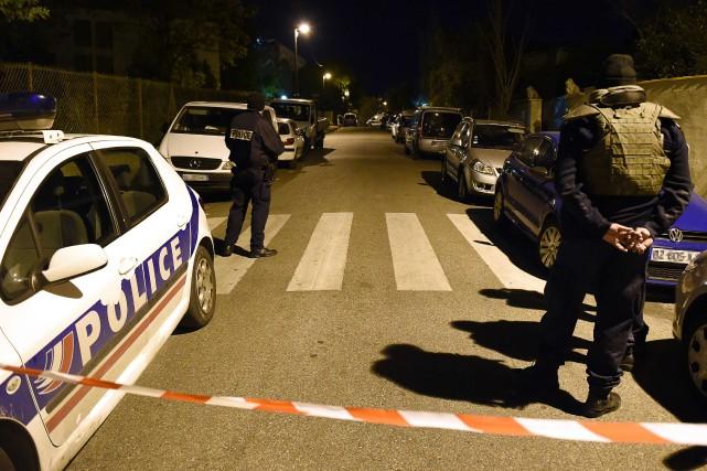 Une enquête a été ouverte pour vol aggravé... (ARCHIVES AFP)